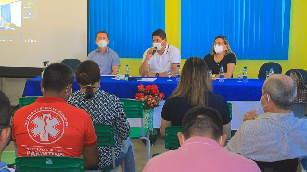 Comitê de Combate ao Coronavírus mantém toque de recolher de 22h às 5h em Parintins