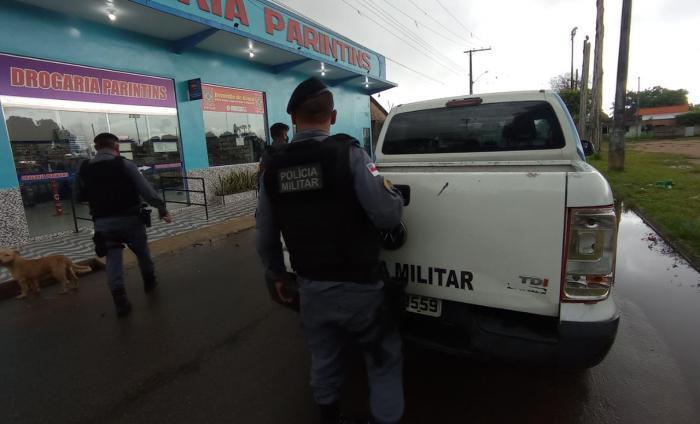 Assaltantes surpreendem gerente de expresso bancário e levam cerca de R$ 100 mil, em Parintins