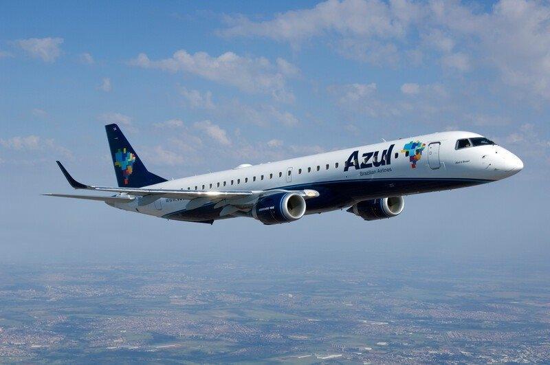 Azul retorna voos Manaus à Parintins e São Gabriel da Cachoeira nesta segunda-feira (02)
